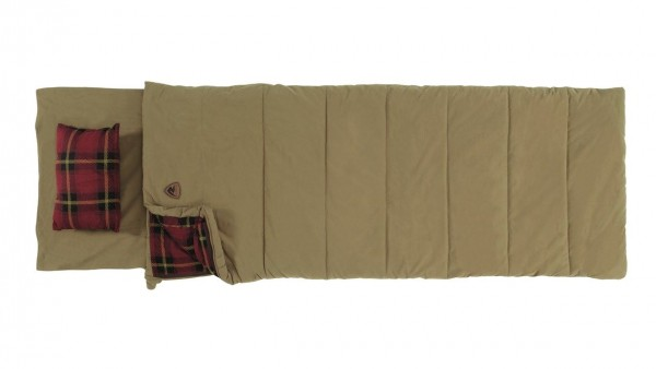 Schlafsack aus Baumwolle Robens Prairie