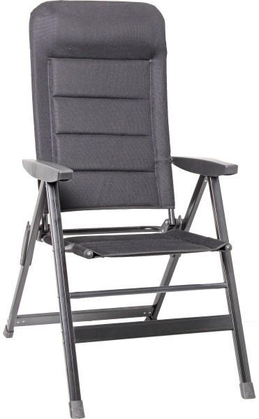 Poltrona sedia da campeggio Skye 3D nero