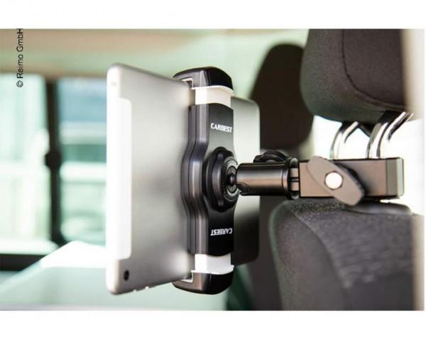 Supporto per tablet, cellulare, I-Pad, Smartphone per poggiatesta auto e bici