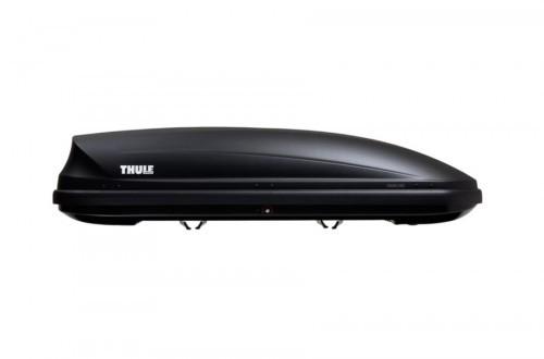 Box da tetto auto Thule Pacific L 780 antracite aeroskin