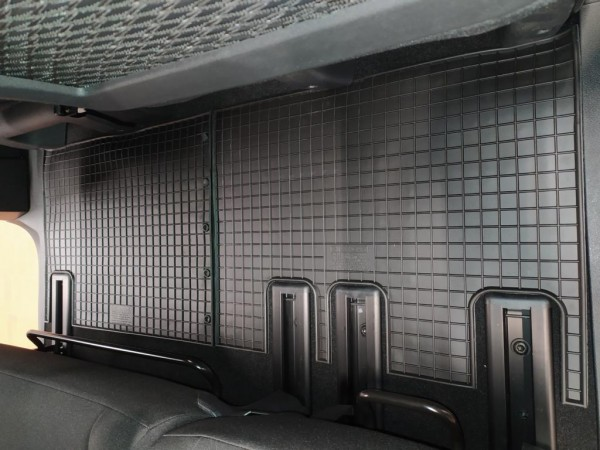 Tappeti gomma di alta qualità per Citroen Spacetourer, Peugeot Traveller, Toyota Proace, per la 2.fila