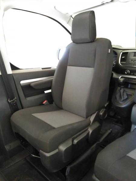 Piastra girevole per Citroen Spacetourer e Peugeot Traveller sedile conducente
