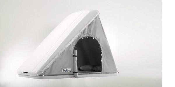 Tenda per tetto auto, per furgoni, van, fuoristrada e campervan triangolare small-XL