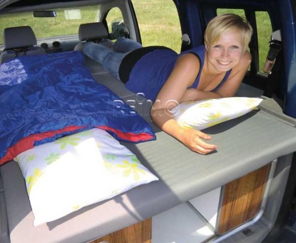Active Bett Caddy und Caddy Maxi mit Polster, Lattenrost und Bodenplatte