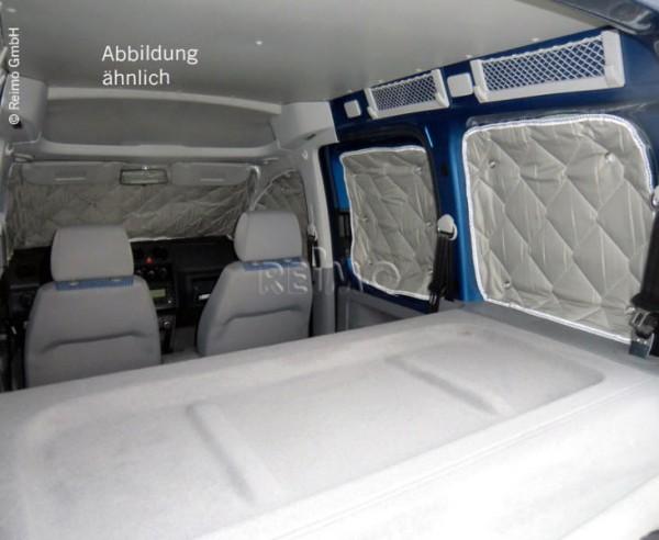 Thermomatten-Set für VW Caddy und VW Caddy Maxi rundum 8-tlg.