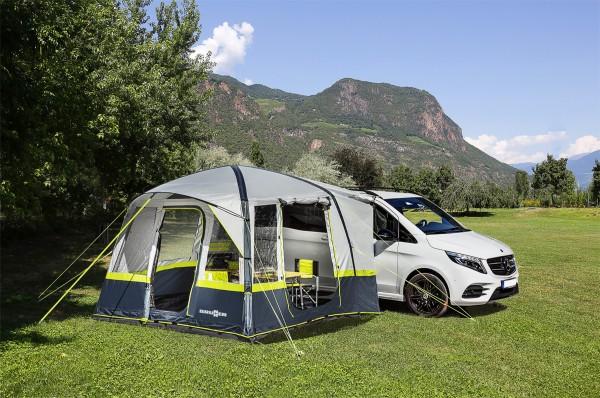 Tenda gonfiabile per Minibus Trouper 2.0