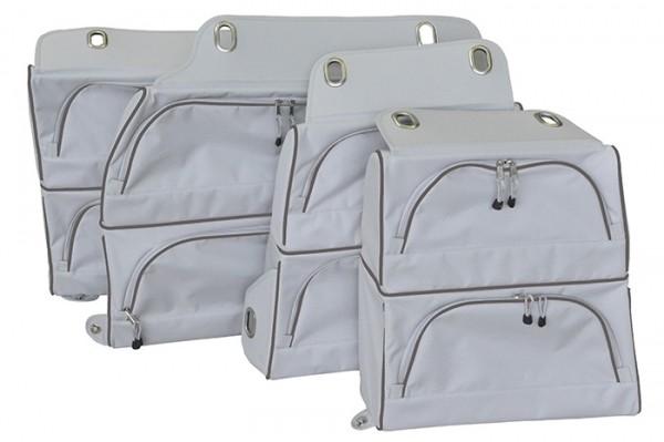 Packtaschen für hintere Seitenfenster VW Caddy Maxi