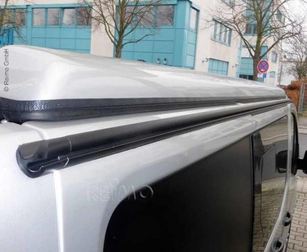 Canalina Multirail per fissare teli parasole e tende laterali Renault Trafic, Opel Vivaro, Fiat Talento e Nissan NV300
