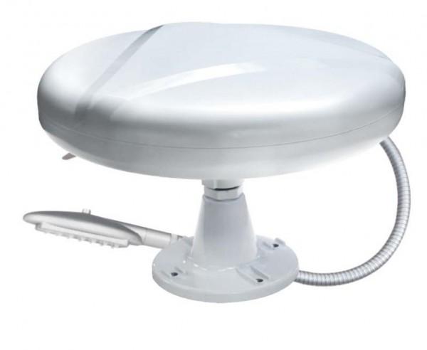Antenna terrestre DVB-T2 per il montaggio sul tetto del camper e motorhome