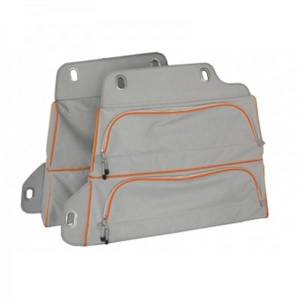Set borse di stivaggio per finestrini laterali VW Caddy