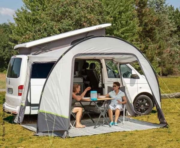 Telo parasole completo di pareti laterali e fontali per Campervan VW T5 / T6 Minibus e Furgoni
