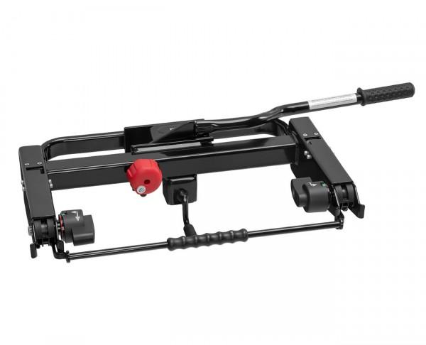 Back Carrier supporto base per box posteriore mft e portabici per gancio traino