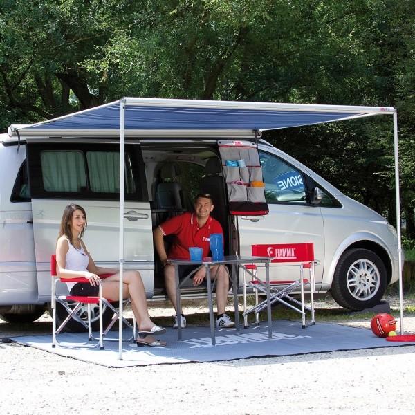 Tendalino Fiamma F35 Pro per caravan, minivan, 4x4 o station-wagon
