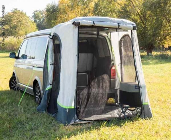 Heckzelt Upgrade Premium für VW T5/T6