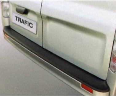 Ladekantenschutz aus ABS - Trafic, Vivaro, Primastar ab 2006