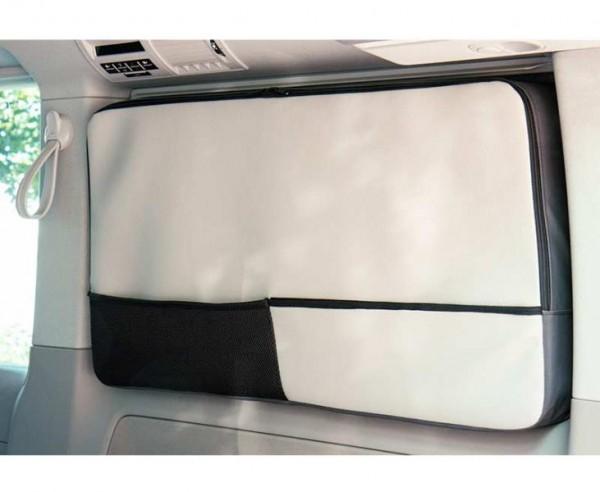 Packtasche für das Seitenfenster VW T5/T6 California Beach, Ocean, Coast und Multivan hinten rechts