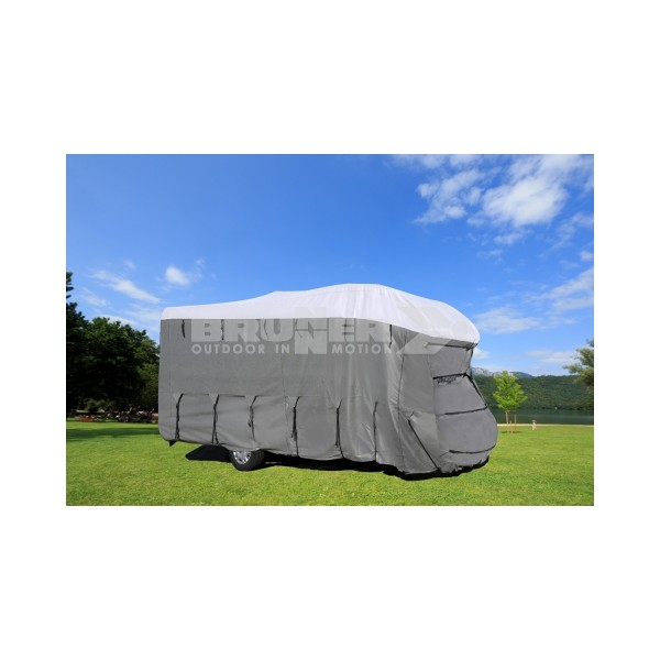 Copertura protezione camper e furgone camperizzato per estate e inverno fino lunghezza 550 cm