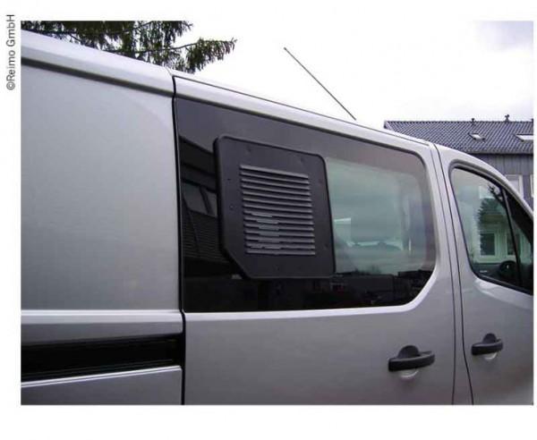 Lüftungsgitter Airvent Schiebefenster für Renault Trafic und Opel Vivaro