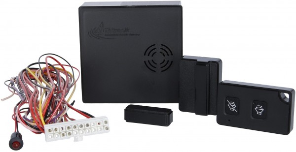Impianto di allarme antifurto radio CAN-Bus Thitronik WiPro III per Volkswagen VW T5 / T6