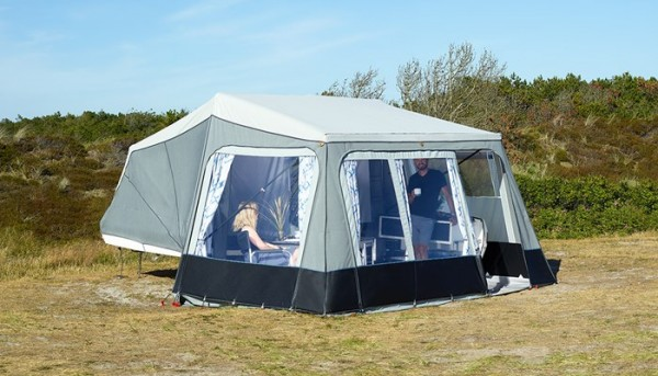 Carrello tenda Camp-Let Dream