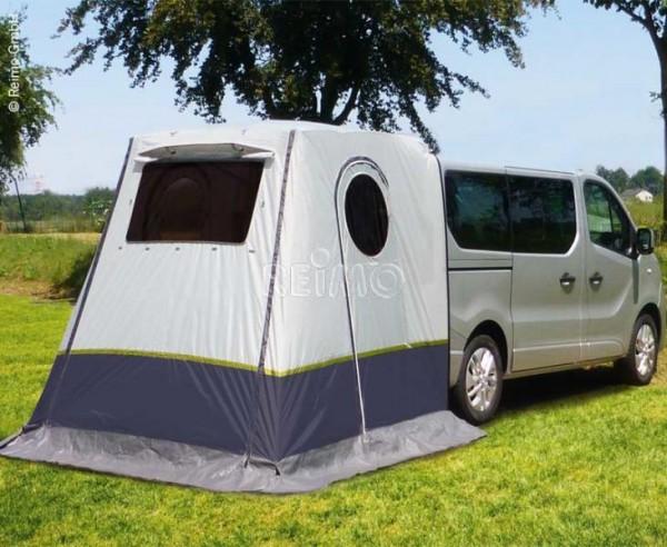 Tenda posteriore per portellone Reimo Trapez per Trafic, Vivaro, Talento, Transit / Tourneo Custom, Spacetourer