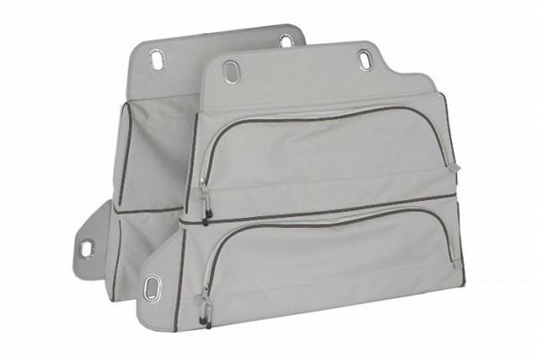 Packtaschen für hintere Seitenfenster VW Caddy