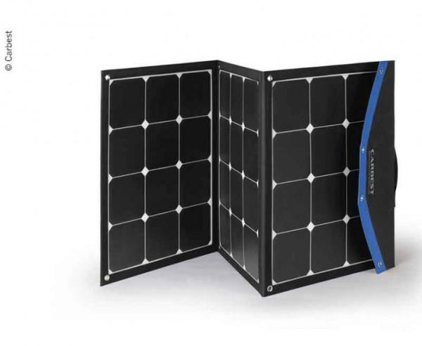 Pannello solare fotovoltaico pieghevole 120 W, aperto: ca. 1462x560x4mm
