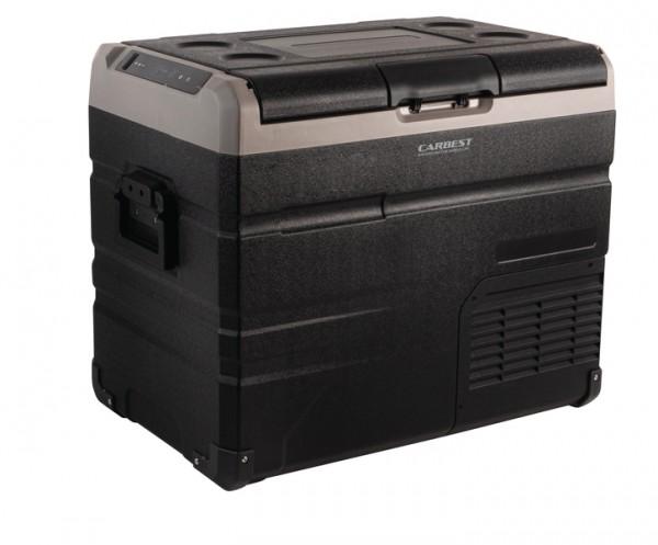 Kompressorkühlbox Carbest PowerCooler 45L 12V/24V Dualzone / Akku
