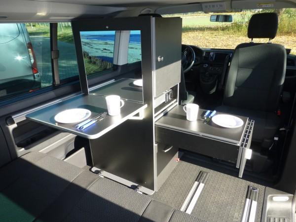 VW T5/6 Küchenmodul CaliSchrank