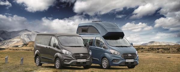 Ford Nugget Custom Aufstelldach Facelift mit Westfalia Ausbau
