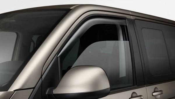 Deflettore aria/pioggia per porta guidatore e passeggero VW T5/T6