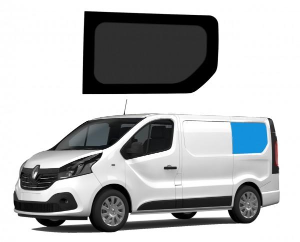 Starres Fenster für Renault Trafic ab 2015 hinten links oder rechts