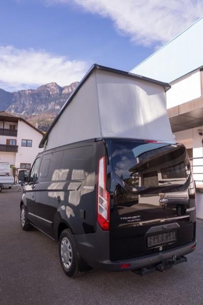 Telo termoisolante esterno per il tetto sollevabile a soffietto Ford Nugget Custom