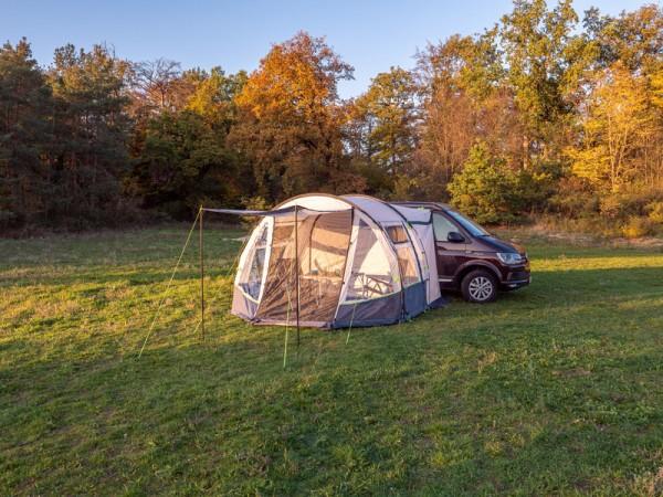 Tenda per Minibus, Minicamper e furgoni camperizzati molto confortevole Tour Easy 4