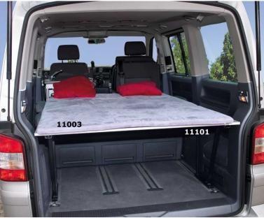 Prolunga letto per panca Volkswagen VW T6/5 Multivan California Beach
