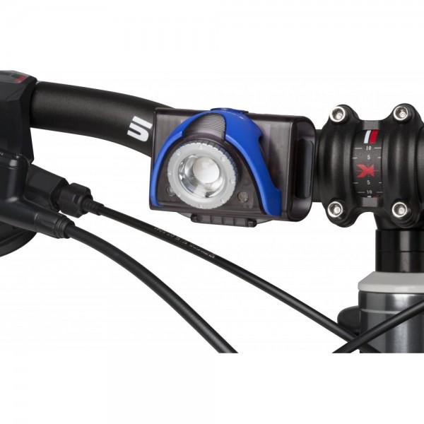 Lampada per bici a Led, Led Lenser SEO B5R, 180 lumens, ricaricabile