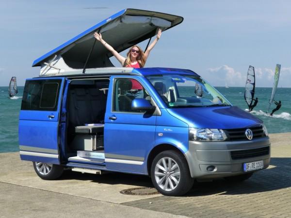 Schlafdach / Aufstelldach Easyfit Open Sky für VW T5 und T6