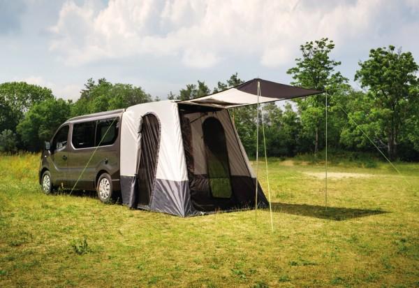 Tenda Posteriore Trapez Premium per Campster, Vanster, Spacetourer, Traveller