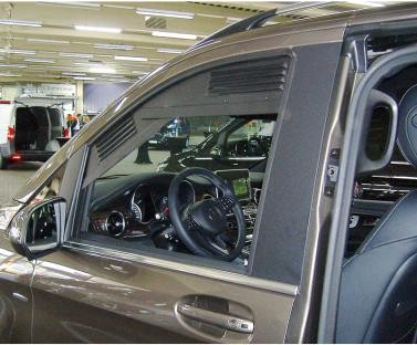 Griglia di ventilazione per Mercedes Vito/ V-Classe dal 01/2014