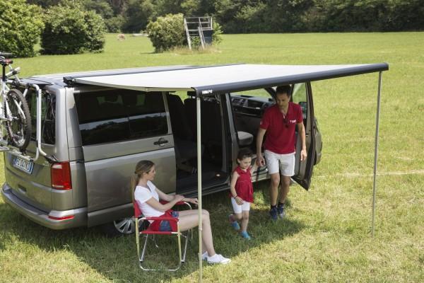Fiamma Dach Markise F40 S für VW T5 / T6 Multivan und Transporter