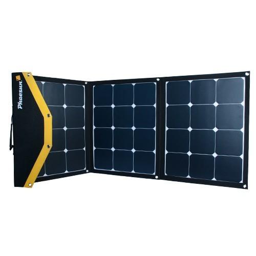 Fly Weight 3 x 40 - faltbares Solarmodul 120Wp mit Laderegler