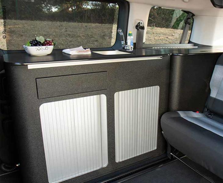 Mobile Cucina Modulo Per Citroen Spacetourer Peugeot Traveller Toyota Proace E Opel Zafira D Outdoor Living
