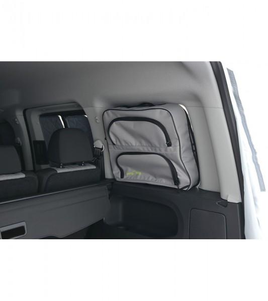 Packtasche / Fenstertasche für Seitenfenster VW Caddy kurzer Radstand rechts oder links ab 2015
