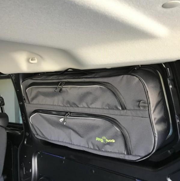 Borsa laterale per finestrino posteriore destra o sinistra per Ford Transit Custom passo corto