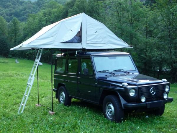 Tenda da tetto per auto Nomad 160 James Baroud