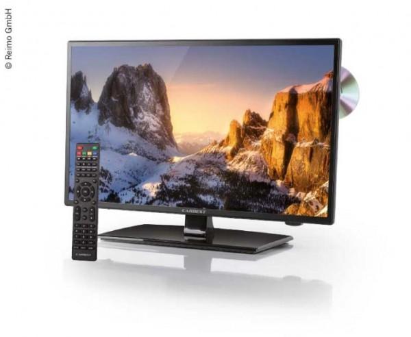 """Smart LED Internet TV 12V WI-FI mit DVD und Sat, 22"""" Full HD"""
